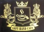 1. left hand cafe کافه دست چپ