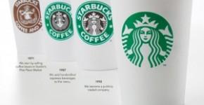 لوگوی استارباکس در گذر دوران