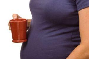Pregnant Women Coffee