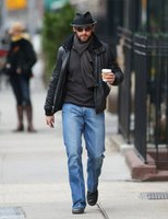 Hugh Jackman gets a java jolt