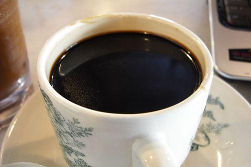 کاپی او یا قهوه سیاه
