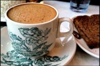 قهوه سفید اولدتاون کافی
