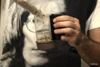 جان لنون - روست قهوه
