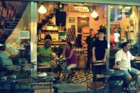 کافهای در استانبول. نزار قبانی