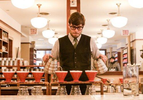 قهوه موج سوم