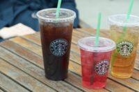 Starbucks Trenta