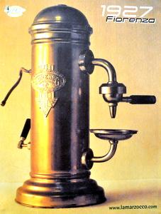 lamorzocco espresso maker