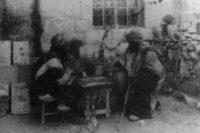 arabs drinking coffee
