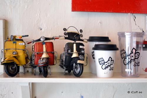 مادز کافه . ملاکا