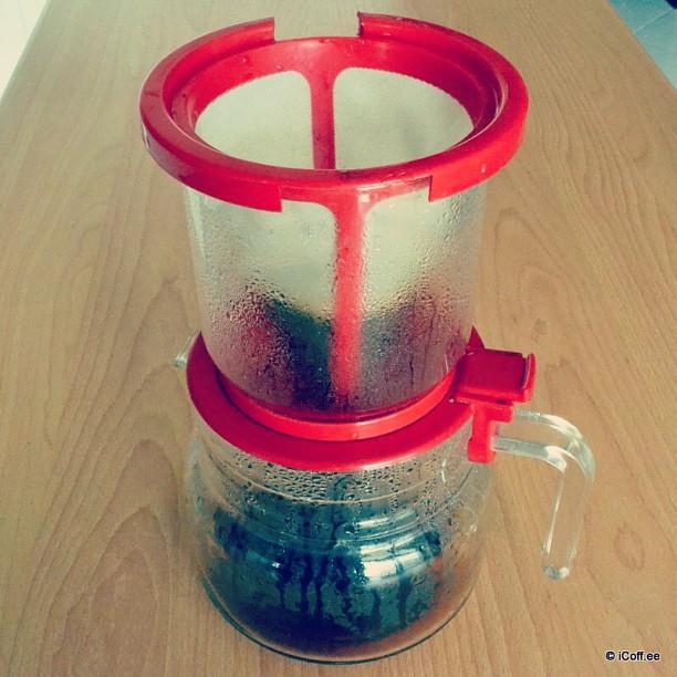 قهوهساز خانگی