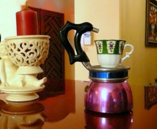 قهوهساز عتیقه ایتالیایی