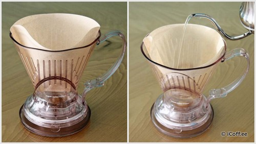 قهوه‌ساز Clever Coffee Dripper