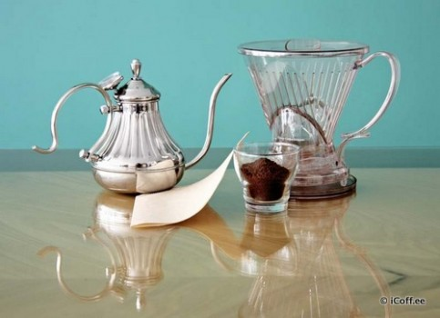 قهوهساز Clever Coffee Dripper