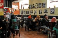 کافه و انتشار اندیشه