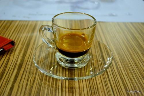 قهوه ریسترتو