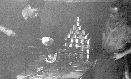 Bialetti Production کارگاه ریختهگری بیالتی