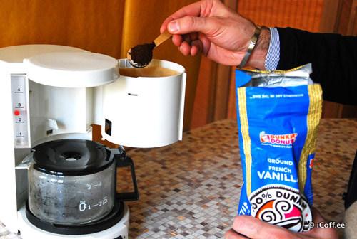 طرزتهیه قهوه جوش