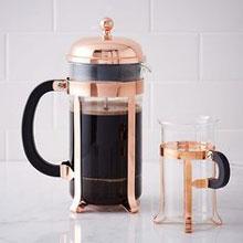 طرز تهیه قهوه با فرنچ پرس