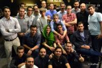 باریستاهای ایرانی مرحله نیمهنهایی مسابقه قهوه و باریستا فیدیلیو