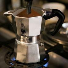 طرز تهیه قهوه رو گازی