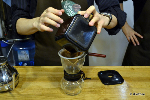 2. Socks Coffee Filter JB فیلتر قهوه پارچهای