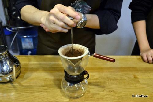 3. Socks Coffee Filter JB فیلتر قهوه پارچهای