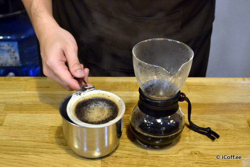 5. Socks Coffee Filter JB فیلتر قهوه پارچهای