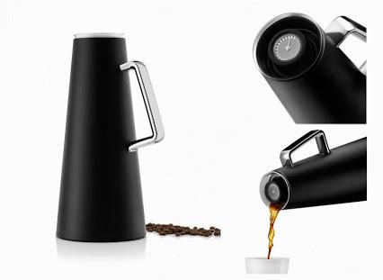 قهوه ساز وکیومی