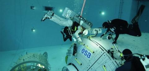 ۵۰ کیلو قهوه برای فضانوردان