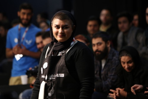 مسابقه باریستای ایران