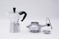 milk broher قهوه ساز رو گاز