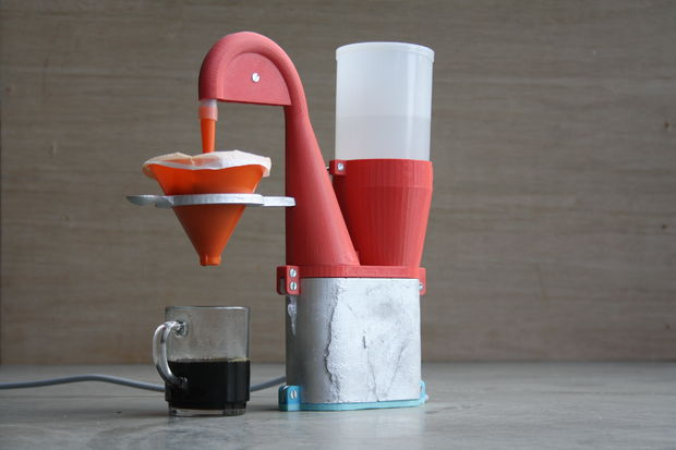 ۵٫ DIY Coffee Maker قهوه ساز