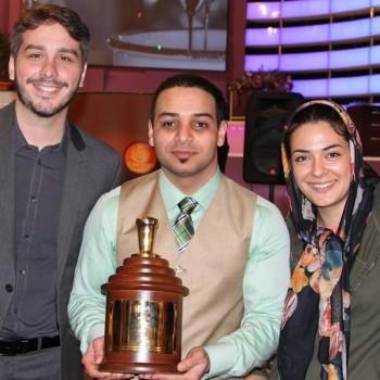 مسابقات باریستا ایران