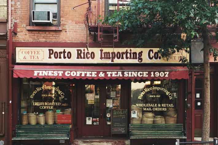 قهوه پورتوریکو