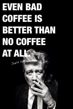 قهوه دیوید لینچ