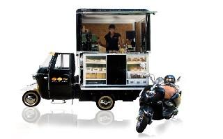 Mobile Cafe 1 کافه سیار