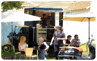 Mobile Cafe 3 کافه سیار