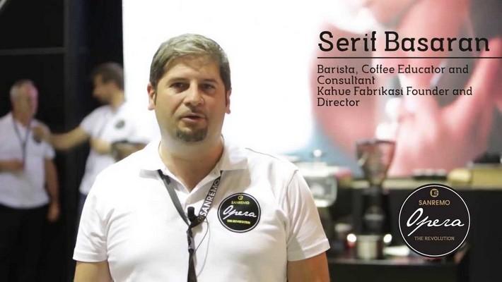 مسابقه باریستا و قهوه شریف باشاران