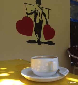 قهوه افغانستان کابل