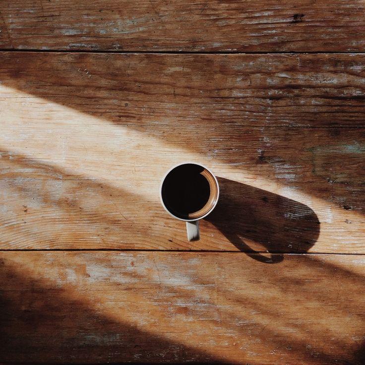 شعر قهوه