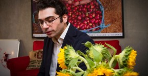 صفا هراتیان آیکافی مصاحبه با ماهنامه پیوست
