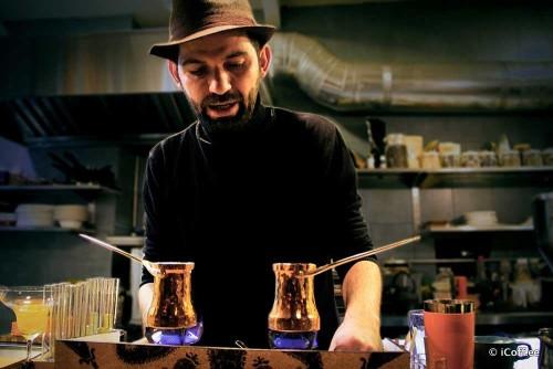 آرین خاچاطوریان قهرمان مسابقه قهوه جذوه ایبریک ایران