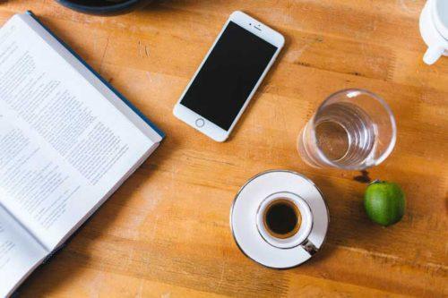 آب برای قهوه
