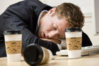 قهوه و بی خوابی