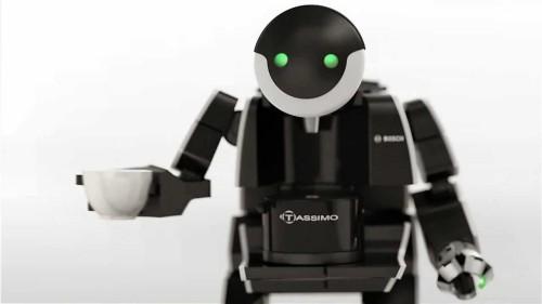 روبات قهوه ساز