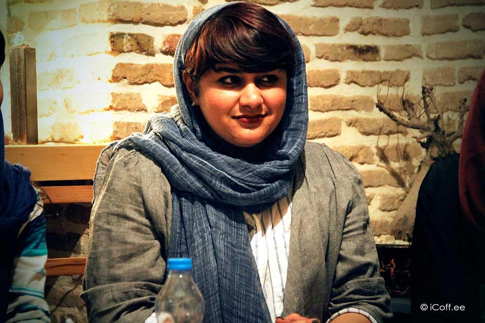 طوبی اسماعیلی باریستاهای زن دومین دوره مسابقه ملی باریستای ایران