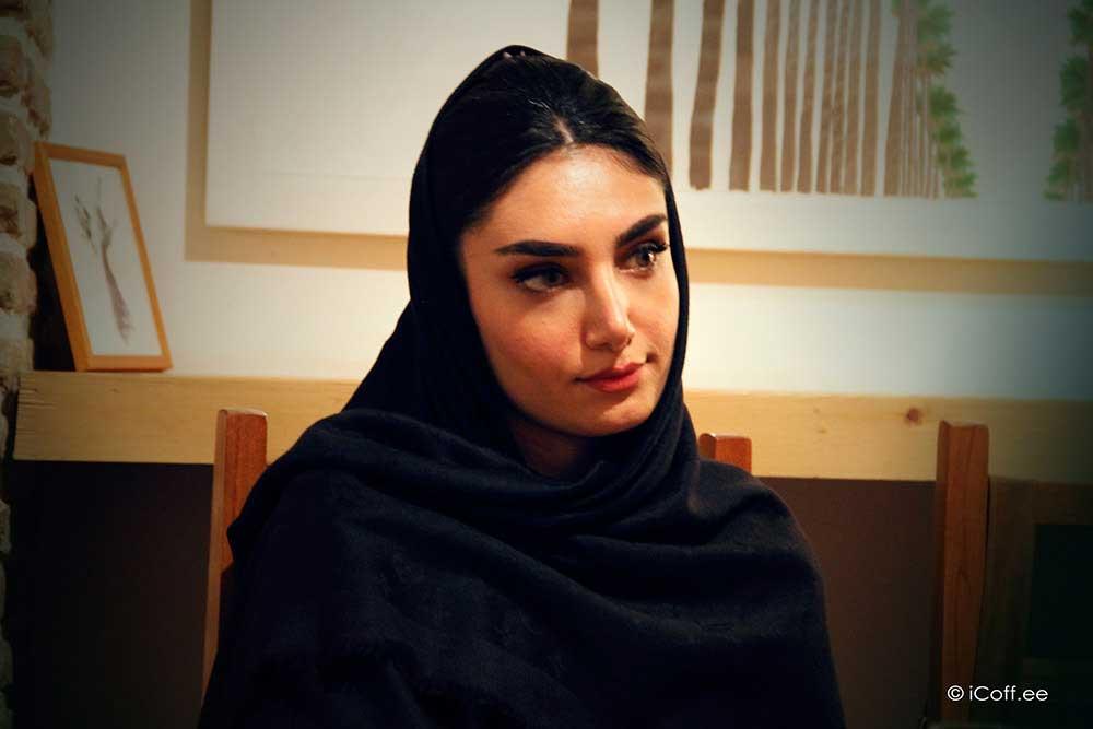 بهاره کوشا باریستاهای زن دومین دوره مسابقه ملی باریستای ایران