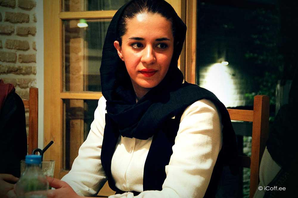 هانیه ظل طاعت باریستاهای زن دومین دوره مسابقه ملی باریستای ایران