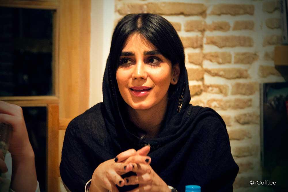 رها شاهسوار باریستاهای زن دومین دوره مسابقه ملی باریستای ایران