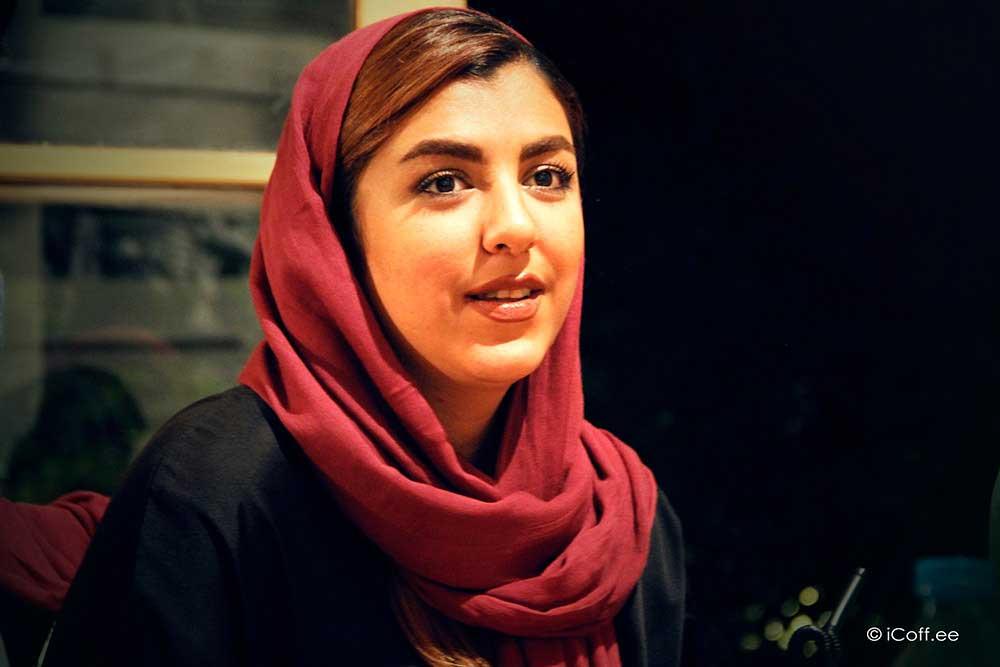 مهرناز حقیقی باریستاهای زن دومین دوره مسابقه ملی باریستای ایران